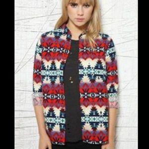 Sale 2/20 - BDG flannel shirt